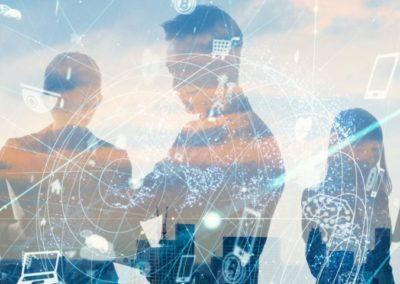 Unternehmensübergreifende Nutzung sensibler Daten