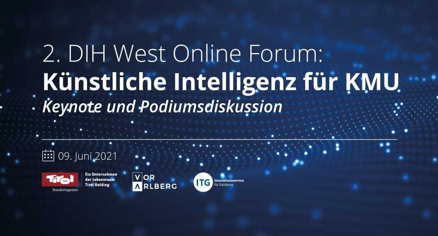 Nachbetrachtung: Zweites DIH West Online Forum