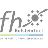 DIH West FH Kufstein Partnerlogo